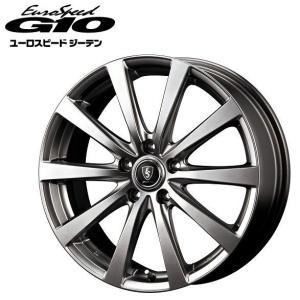 マナレイ ユーロスピードG10 メタリックグレー 215/45R18 国産タイヤセット プリウスα SAI リーフ 送料無料|rensshop