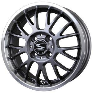 グランツ ガンメタ 165/55R14 国産タイヤ 4本セット 送料無料|rensshop