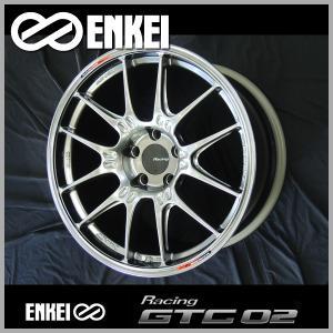 カローラスポーツ ENKEI エンケイ レーシング GTC02 シルバー 国産 軽量 8.0J +45 PCD100-5 225/40R18 ケンダ タイヤ ホイール4本セット 送料無料|rensshop