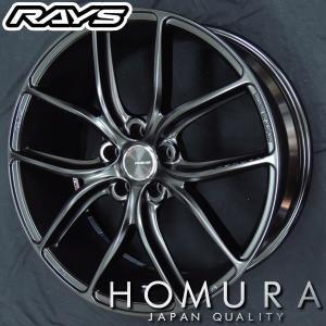 ハリアー レクサスNX RAYS HOMURA 2×5 TW セミグロスブラック 国産ホイール コンチネンタル 245/45R20 送料無料|rensshop