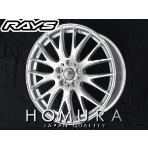 RAYS レイズ HOMURA ホムラ 2×9 HP シルバー 9.0J 21インチ 245/35R21 タイヤ ホイール4本セット ヴェルファイア アルファード 送料無料|rensshop