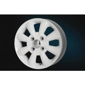送料無料 ララパームKC-8 ホワイト 白 165/60R15 国産 タイヤ ホイール4本セット ハスラー キャスト 等|rensshop