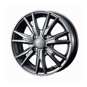 スペーシア タント N-BOX ワゴンR キャンバス 155/65R14 国産 低燃費 タイヤホイール 4本セット ヴェルヴァ ケヴィン 送料無料|rensshop