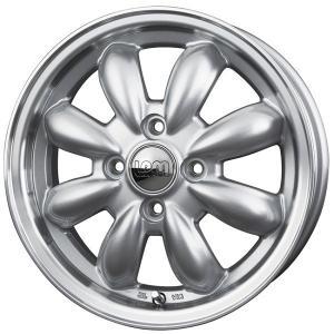 ララパームCUP シルバー 165/50R15 国産 タイヤホイール4本セット パレット バモス ライフ 等 送料無料|rensshop