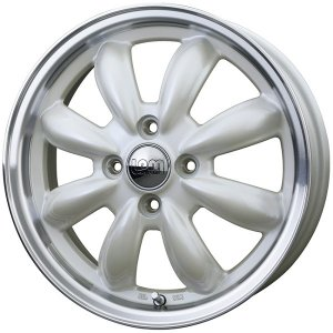 ララパームカップ ホワイト 155/65R14 国産 低燃費タイヤ 4本セット 軽自動車 N-BOX タント アルト 送料無料|rensshop