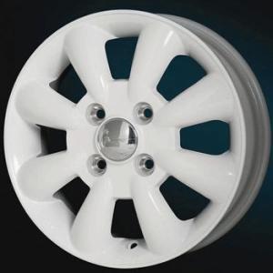 ララパーム KC-8 ホワイト155/65R14 国産 低燃費タイヤ 4本セット N-ONE キャンバス ラパン ミラジーノ 送料無料|rensshop