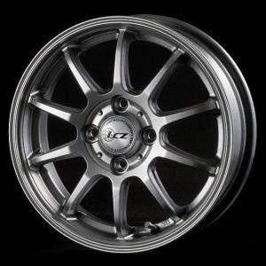 LCZ010 軽量ホイール 155/65R14 国産 低燃費 タイヤ ホイール4本セット タント N-BOX ミラ ウェイク アルト 送料無料|rensshop