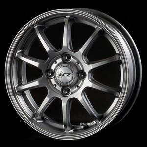 2018年製 グッドイヤー アイスナビ6 165/65R14  国産 スタッドレス タイヤホイール4本セット 5.5J LCZ010 タンク トール ルーミー rensshop
