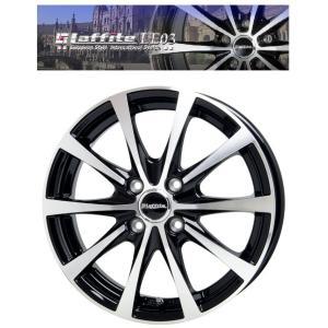 ラフィットLE−03 195/45R16 国産タイヤ ホイール4本セット タンク ルーミー トール マーチ 送料無料|rensshop