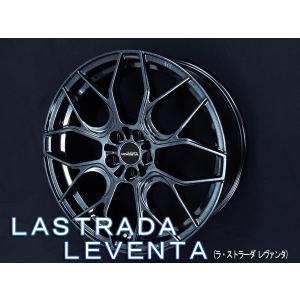 レクサスCT専用ハブ 純正ナット使用 LEVENTA ブラックメタルクリア 7.0J +43 215/45R17 国産タイヤ 送料無料|rensshop