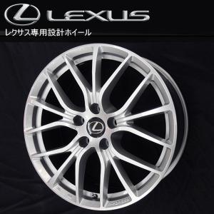 ラストラーダ レヴィス 4本 レクサス GS RC IS NX HS 18インチ ★純正ナット セン...