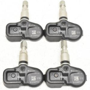 レクサス純正空気圧センサー  TPMS 1台分 (フィッティングキット込み)レクサス LS LC L...