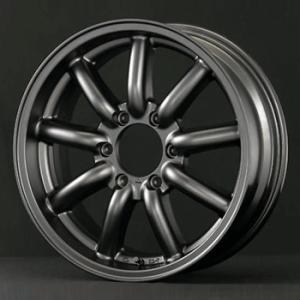 送料無料 ファブレス ヴァローネMC-9 GYイーグル ナスカー 215/60R17 109/107R (荷重対応) ホワイトレター 200系ハイエース用タイヤ ホイール4本セット|rensshop