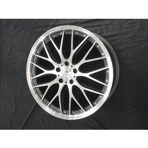 ナットサービス ロクサーニ マルチフォルケッタ 8.0J 225/45R18 国産タイヤ クラウン レクサスHS マークX ジオ ティアナ RX-8 送料無料|rensshop