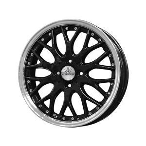 ナットサービス ロクサーニ マルチフォルケッタ ブラック 165/45R16 国産タイヤ ホイール4本セット ワゴンR ライフ 送料無料|rensshop