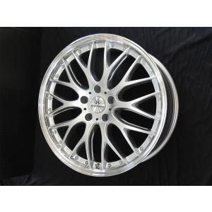ナットサービス ロクサーニ マルチフォルケッタ シルバー 225/40R19 国産タイヤ クラウン プリウスα レクサスHS SAI ジューク RX-8 送料無料|rensshop
