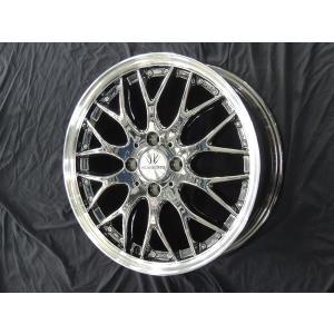 ナットサービス  ロクサーニ マルチフォルケッタ SBC メッキ 165/45R16 国産タイヤ ホイール4本セット ワゴンR キャンバス Nボックス 送料無料|rensshop