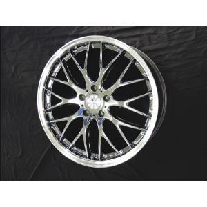 オデッセイ レヴォーグ ナットサービス ロクサーニ マルチフォルケッタ SBC メッキ 225/45R18 国産タイヤ ホイール4本セット 送料無料|rensshop