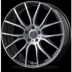 ボルテック ハイパーMS7 グロスブラックポリッシュ 215/40R18 国産タイヤ プリウス PHV レクサスCT 送料無料|rensshop