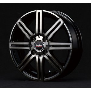 送料無料 マナレイ ユーロスピードMX-02 165/55R14 国産タイヤ ホイール 4本セット バモス アトレー