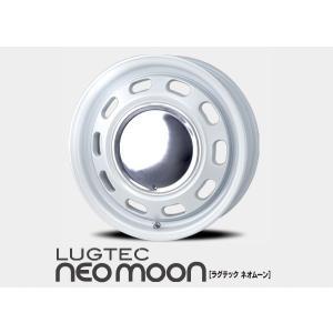 パンドラ ラグテック ネオムーン パールホワイト 白 165/55R15 国産タイヤ ホイール4本セット キャンバス アルト ミラ ウェイク 送料無料|rensshop