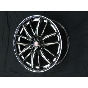 送料無料 RAYS レイズ ベルサス ストラテジーア パラス ブラック 225/40R19 国産タイヤ ホイール 4本セット クラウン 等|rensshop