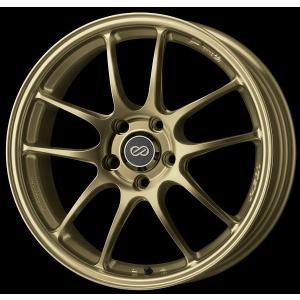 レヴォーグ オデッセイ ヴェゼル ENKEI エンケイ PF01 ゴールド 7.5 225/45R18 国産タイヤホイール4本セット 5穴PCD114.3 送料無料|rensshop