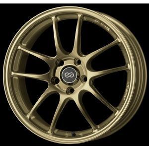 86 BRZ レクサスCT プリウス PHV ENKEI エンケイ PF01 ゴールド 国産 軽量 7.5J +45 PCD100-5 225/40R18 ケンダ タイヤ ホイール4本セット 送料無料|rensshop