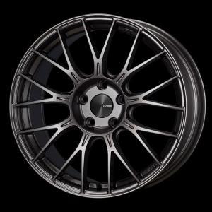 ENKEI エンケイ PFM1 ダークシルバー 225/45R18 国産タイヤホイール4本セット 7.5J 5穴PCD114.3 レヴォーグ オデッセイ 送料無料|rensshop