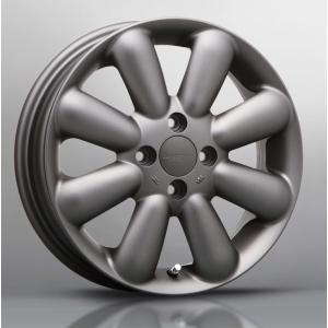 ハイペリオン PINO(ピノ) プラス マットガンメタ 165/55R15 国産タイヤ ホイール4本セット ミライース MH34ワゴンR タント 送料無料 rensshop