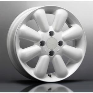 ハイペリオン PINO(ピノ) プラス パールホワイト 165/50R15 国産タイヤ ホイール4本セット パレット ルークス MH21ワゴンR 送料無料 rensshop