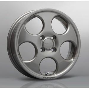 送料無料 ハイペリオン ポポロ  ライトグレー 165/55R14 国産タイヤ  4本セット