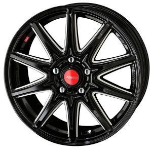 送料無料 リヴァッツァ コルセ 215/45R17 国産 タイヤ ホイール4本セット プリウス 86 レクサスCT 等|rensshop