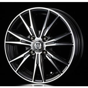 ライツレーDK 165/55R14 国産 タイヤ ホイール 4本セット バモス アトレー パレット 送料無料|rensshop