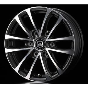 ライツレーJP-H ブラックメタリックポリッシュ グッドイヤーナスカー 215/65R16 109/107R (荷重対応) ホワイトレター 200系ハイエース用タイヤSET 送料無料 rensshop