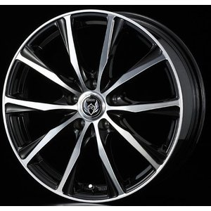WEDS ライツレーZM 205/50R17 国産タイヤ ホイール4本セット PCD114.3 ノア エスクァイア VOXY 送料無料|rensshop