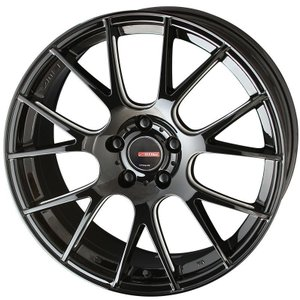 送料無料 サーキュラーRM-7 ブラック 215/45R17 国産タイヤ ホイール4本セット PCD100 86 BRZ プリウス レクサスCT|rensshop