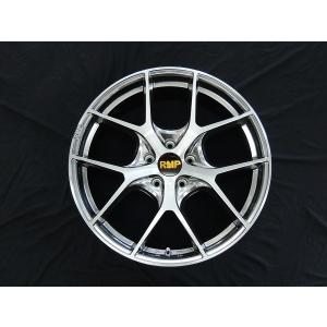 RMP 025F ブラッシュド 225/40R19 タイヤホイール4本セット クラウン プリウスα レクサスHS SAI ジューク RX-8 送料無料 rensshop