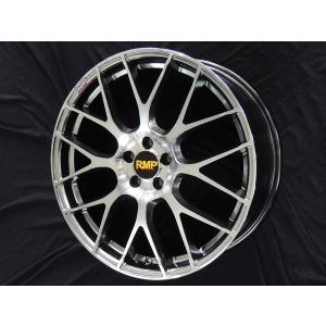 30系 アルファード ヴェルファイア MID RMP 028F  ハイパーメタルコートミラーカット 245/40R20 国産タイヤ ホイール4本セット 送料無料 rensshop