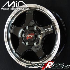 200系ハイエース RMPレーシング R05HC ブラックリムポリッシュ 215/65R16 GOODYEAR ナスカー ホワイトレター荷重対応タイヤ 送料無料|rensshop