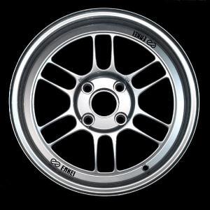 ENKEI エンケイ レーシング RPF1 シルバー 195/50R16 国産タイヤ アクア ヴィッツ フィールダー キューブ スペイド 送料無料|rensshop