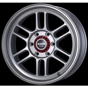 送料無料 ENKEI ALLROAD オールロード RPT1 シルバー 225/50R18 200系ハイエース用 タイヤ ホイール4本セット|rensshop