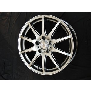 ノア VOXY エスクァイア メタリックグレー 205/60R16 タイヤホイール4本セット 送料無料|rensshop