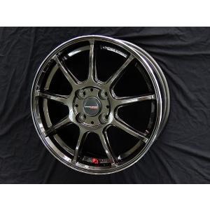 クロススピード ハイパー エディション RS9 グロスガンメタ 軽量 165/45R16 軽自動車 国産タイヤ ホイール4本セット 送料無料|rensshop