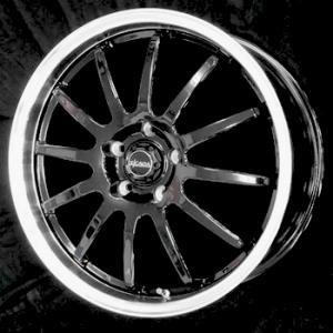 S-CADA ブラック/リムポリッシュ 205/50R17 国産タイヤ ホイール4本セット PCD114.3 ノア VOXY エスクァイア 送料無料|rensshop