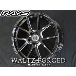 送料無料★RAYS WALTZ FORGED ヴァルツ フォージド S5-R  19インチ  国産 鍛造ホイール タイヤ4本セット225/35R19 245/35R19 レクサスIS など|rensshop