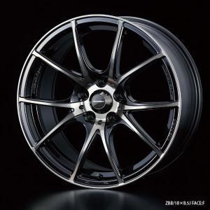 レクサスIS WEDS ウェッズ スポーツSA-10R ZBB 8.5/9.5 225/255 国産タイヤ 送料無料|rensshop