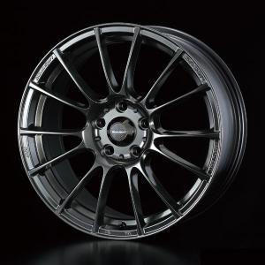 WEDS ウェッズ スポーツ SA72R HBC 225/45R18 国産タイヤホイール4本セット 7.5J 5穴PCD114.3 レヴォーグ オデッセイ 送料無料|rensshop