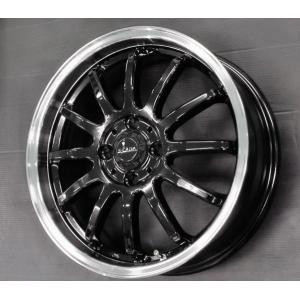 S-CADA 205/40R17 国産タイヤ ホイール4本セット マーチ フィット パッソ デミオ キューブ 送料無料|rensshop