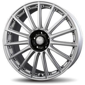 ナットサービス ロクサーニ シュナーベル シルバーセンターブラック 215/45R18 国産タイヤ 4本セット プリウスα SAI リーフ 送料無料|rensshop